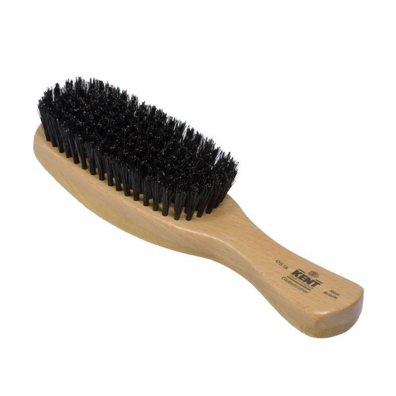 brosse cheveux homme os18 bois et soies naturelles kent. Black Bedroom Furniture Sets. Home Design Ideas