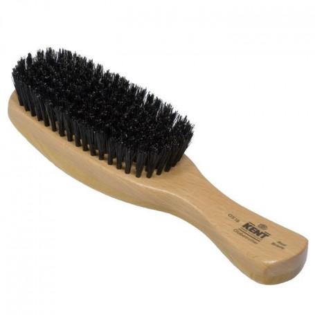Brosse à cheveux Homme Kent OS18 bois et soies naturelles
