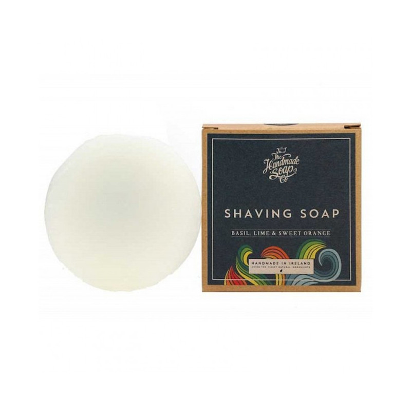Recharge de Savon de Rasage Naturel - Handmade Soap Co.