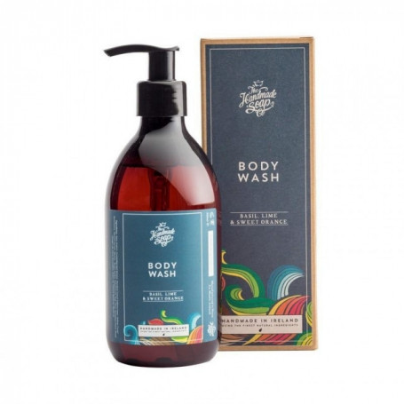 Gel Douche Naturel pour Homme - The Handmade Soap Co.