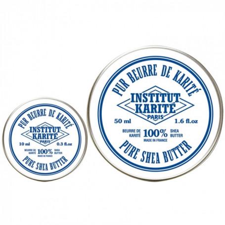 Beurre de Karité 100% Pur - Institut Karité