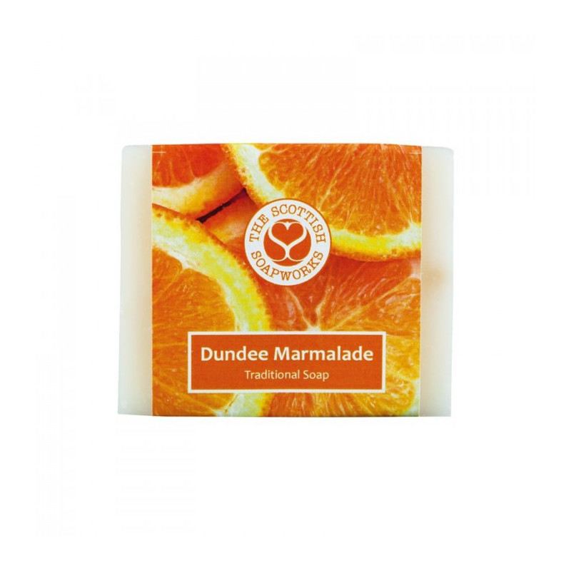 "Savon Traditionnel ""Dundee Marmalade"" - Scottish Soapworks"