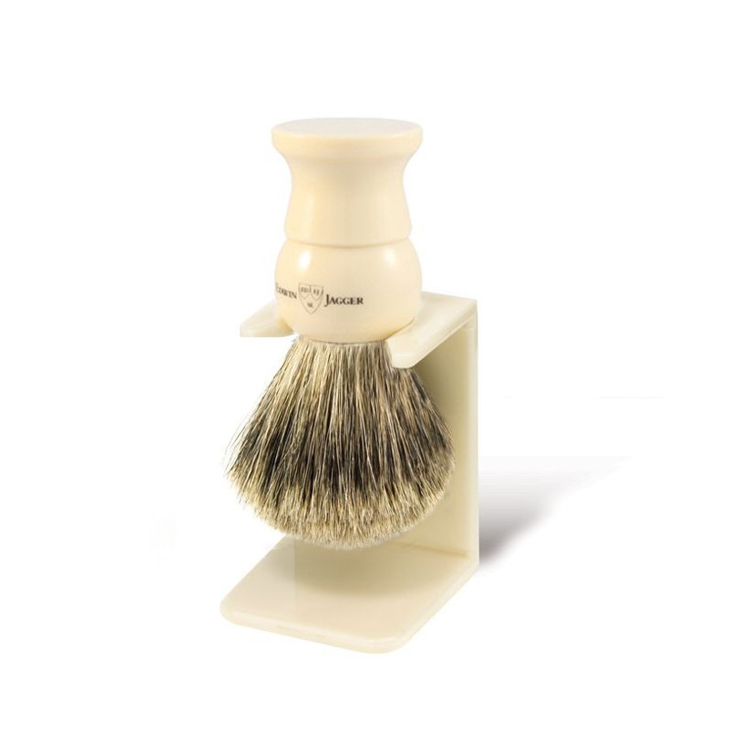 Blaireau de Rasage Super Badger Medium - Edwin Jagger