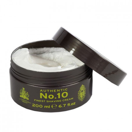 "Crème à Raser ""No.10"" en Bol - Truefitt & Hill"