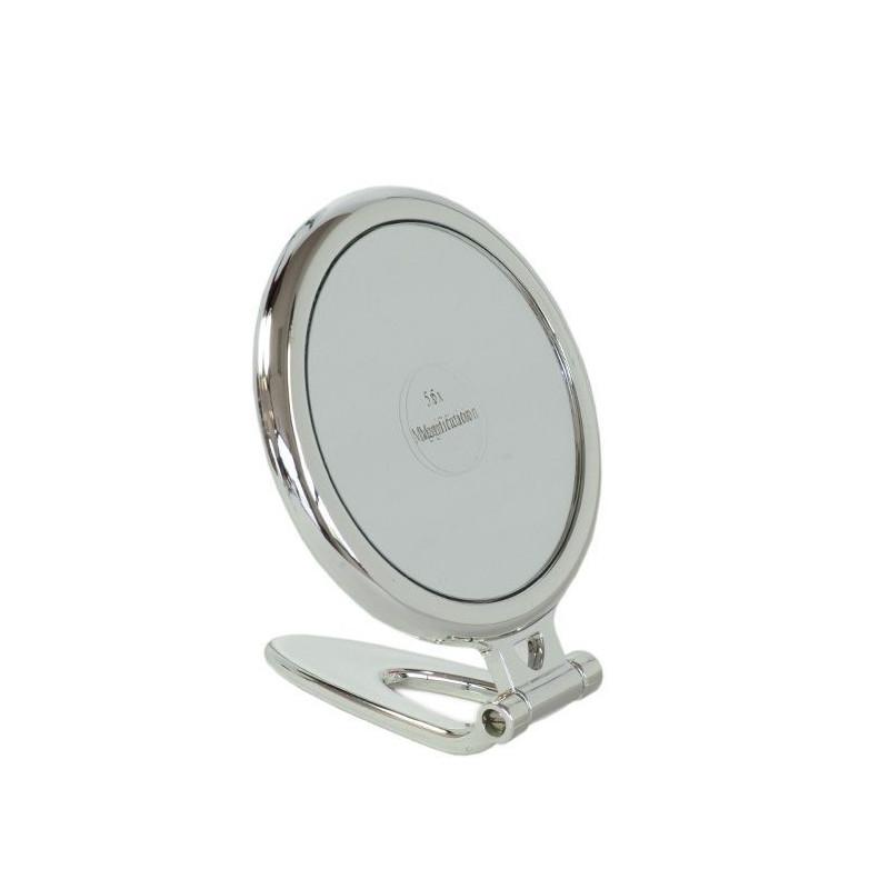 Miroir de rasage 1x et 5x famego 518 for Miroir de voyage
