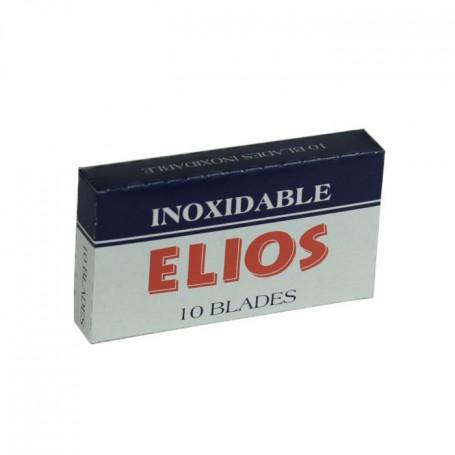 """Lames Elios """"Inoxidable"""" - Pack de 10"""