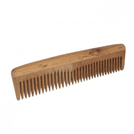 Peigne à Cheveux Homme en Bois de Cèdre - Dr Dittmar