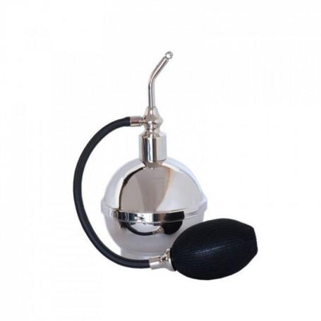 Flacon Atomiseur Parfum en Métal avec Poire - 125ml