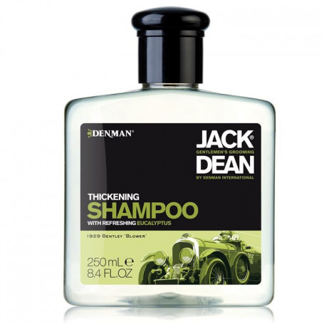 "Shampoing Volume pour Homme ""Thickening"" - Jack Dean"