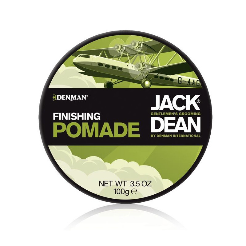 "Pommade Coiffante pour Homme ""Finishing Pomade"" - Jack Dean"