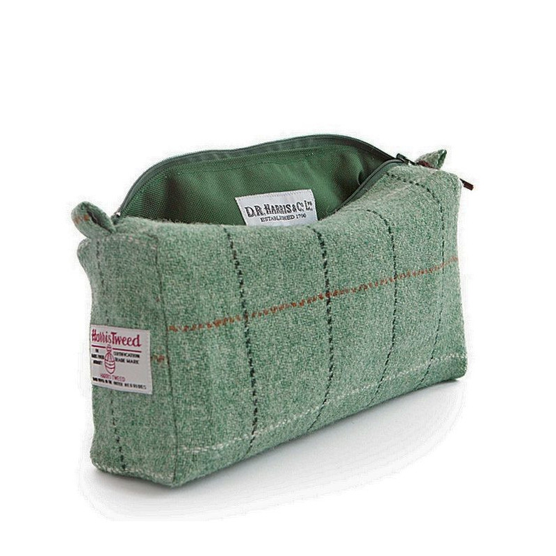 "Trousse de Toilette en Tweed ""Town"" - DR Harris"
