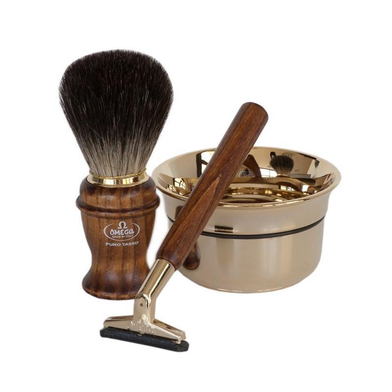 coffret cadeau de rasage pour homme avec rasoir gii. Black Bedroom Furniture Sets. Home Design Ideas