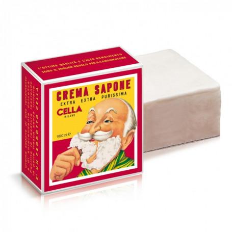Savon à Barbe à l'Amande 1kg - Cella