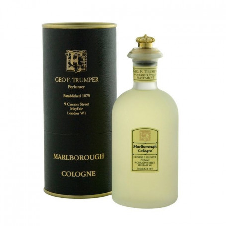 "Eau de Cologne ""Marlborough""- Geo F. Trumper"
