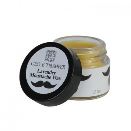 """Cire à Moustache """"Lavender"""" - Geo F.Trumper"""