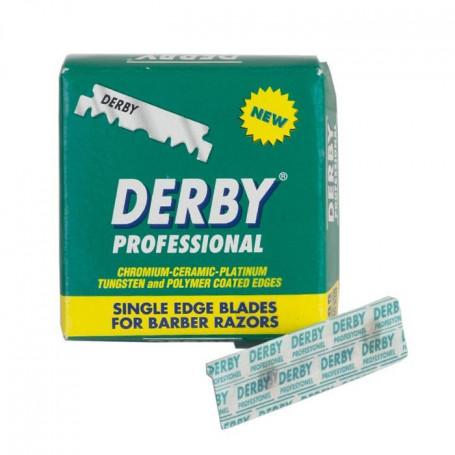 100 Demi-Lames pour Shavette - Derby