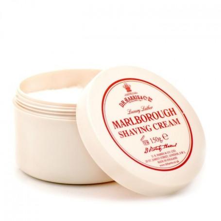 "Crème à Raser de Luxe ""Marlborough"" en Bol - DR Harris"