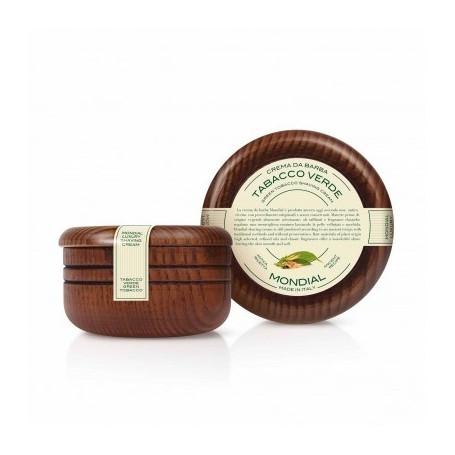 """Crème de Rasage """"Tabacco Verde"""" - Mondial 1908"""