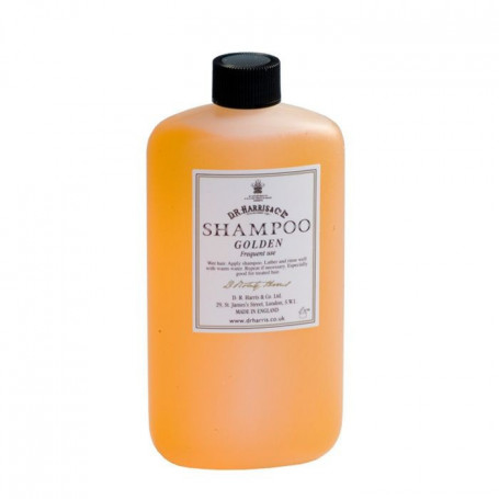"Shampoing homme ""Golden Shampoo"" - DR Harris"