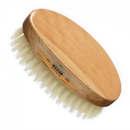 Brosse à cheveux ovale pour homme - Kent MC4