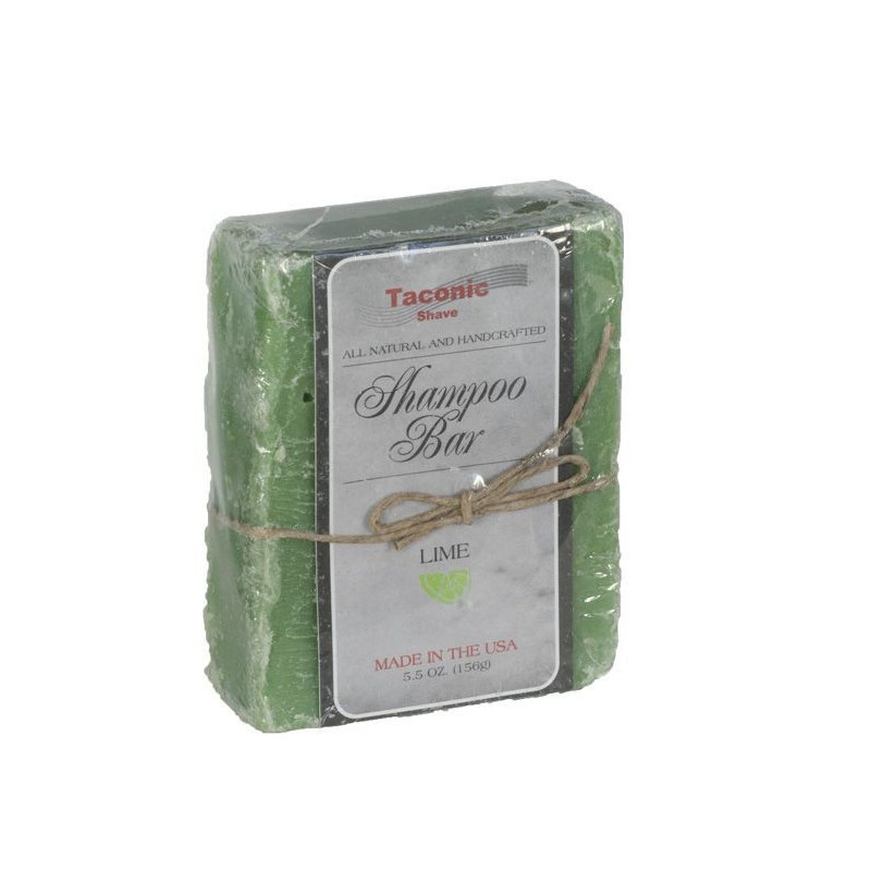 "Shampoing Solide ""Lime"" - Taconic"