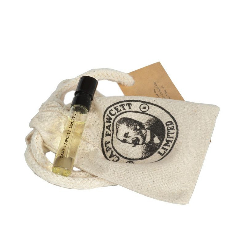 "Mini Dose d'Huile ""Private Stock"" pour Barbe et Moustache - Captain Fawcett"