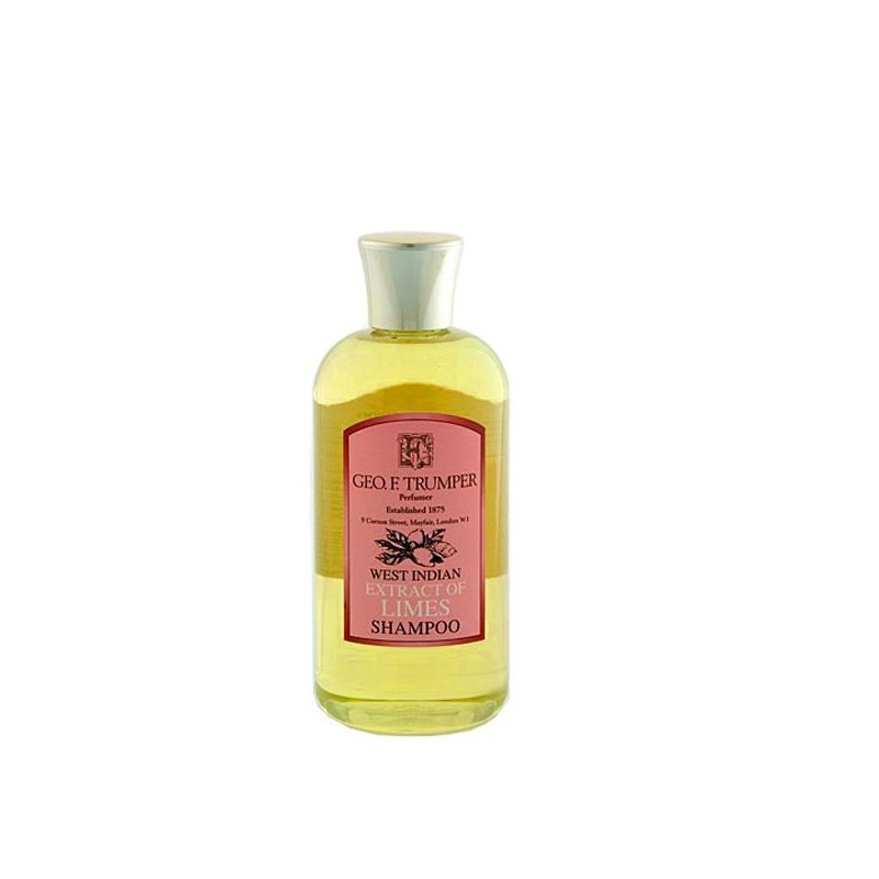 "Shampoing homme GF Trumper ""West Indian Limes"" 200ml"
