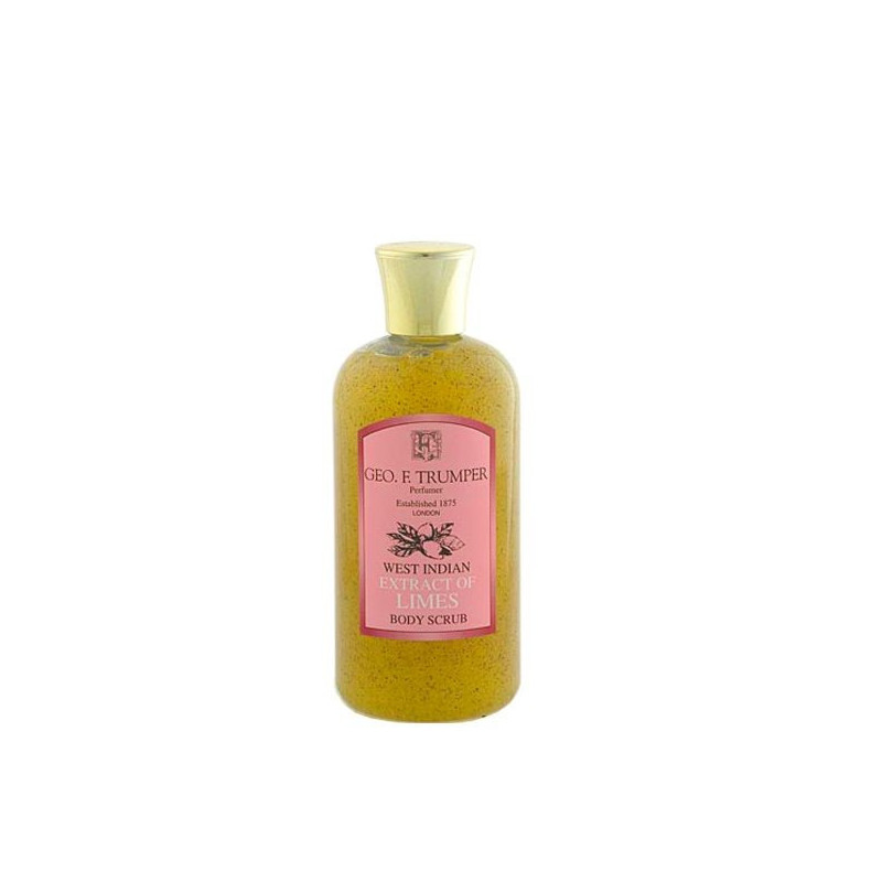 "Soin Exfoliant ""West Indian Limes"" 200ml - GF Trumper"