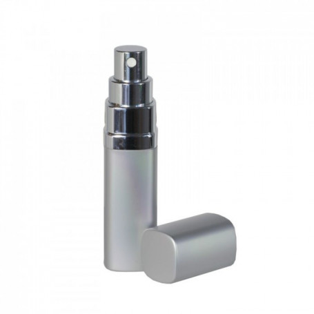 Flacon Atomiseur Parfum Gris de Voyage - 15ml