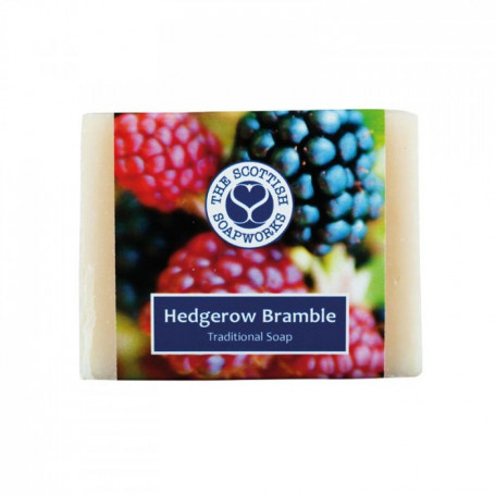 "Savon Traditionnel ""Hedgerow Bramble"" - Scottish Soapworks"