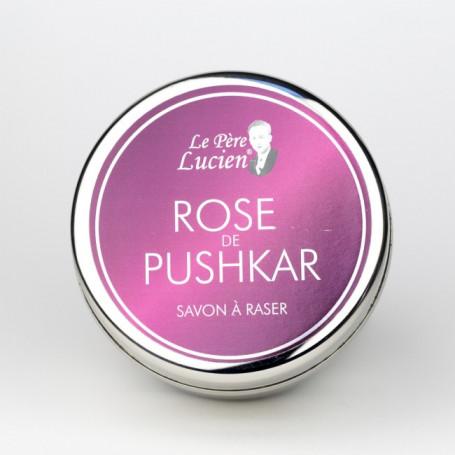 """Savon à Raser """"Rose de Pushkar"""" - Le Père Lucien"""