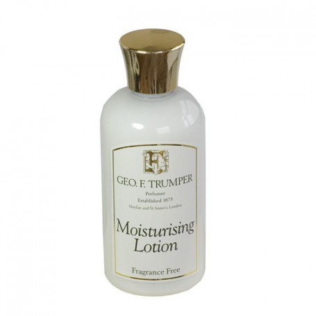 Lotion hydratante sans parfum - Geo F.Trumper