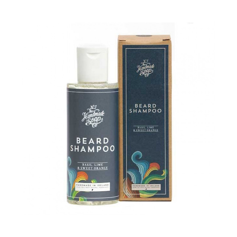 Shampoing à Barbe Naturel - The Handmade Soap Co