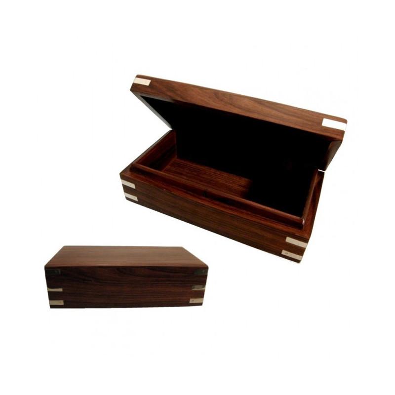 boite en bois vide pour cr er votre coffret cadeau dr dittmar rasage classique. Black Bedroom Furniture Sets. Home Design Ideas