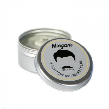 Crème Hydratante pour Moustache et Barbe Morgan's