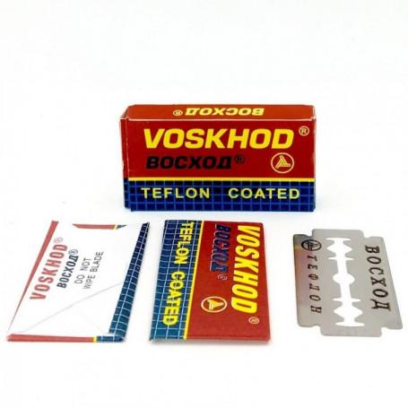 Lames de Rasoir Voskhod - Etui de 5