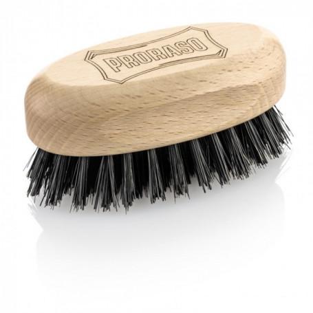 Petite Brosse à Barbe et Moustache Proraso