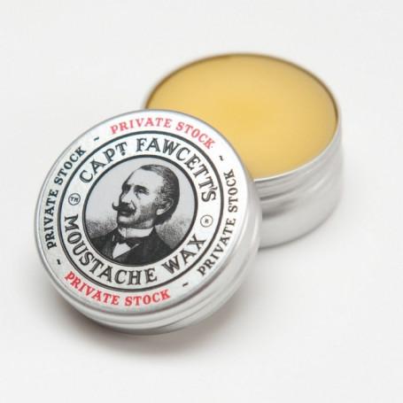 """Cire à Moustache """"Private Stock"""" - Captain Fawcett"""