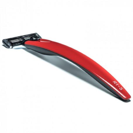 Rasoir Gillette Mach 3 Rouge - Bolin Webb
