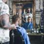 Cape de Barbier Coiffeur - Bluebeards Revenge