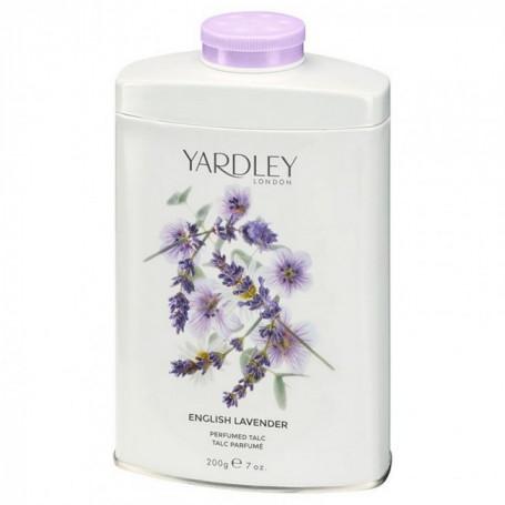 "Talc ""English Lavender"" - Yardley"