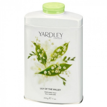 "Talc ""Lily of the Valley"" - Yardley"