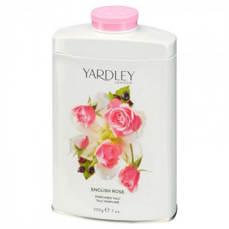 "Talc ""English Rose"" - Yardley"