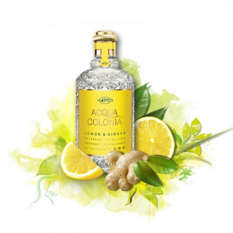 "Eau de Cologne Acqua Colonia ""Lemon & Ginger"" - 4711"