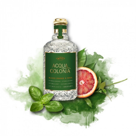 "Eau de Cologne Acqua Colonia ""Blood Orange & Basil"" - 4711"