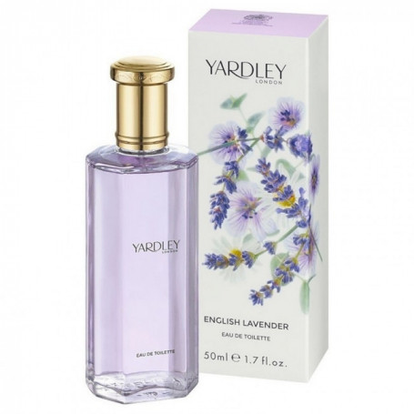 "Eau de Toilette ""English Lavender"" - Yardley"