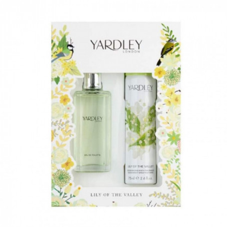 "Coffret Cadeau ""Lily of the Valley"" - Yardley"