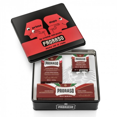 "Coffret Cadeau Rasage Homme ""Primadopo"" - Proraso"