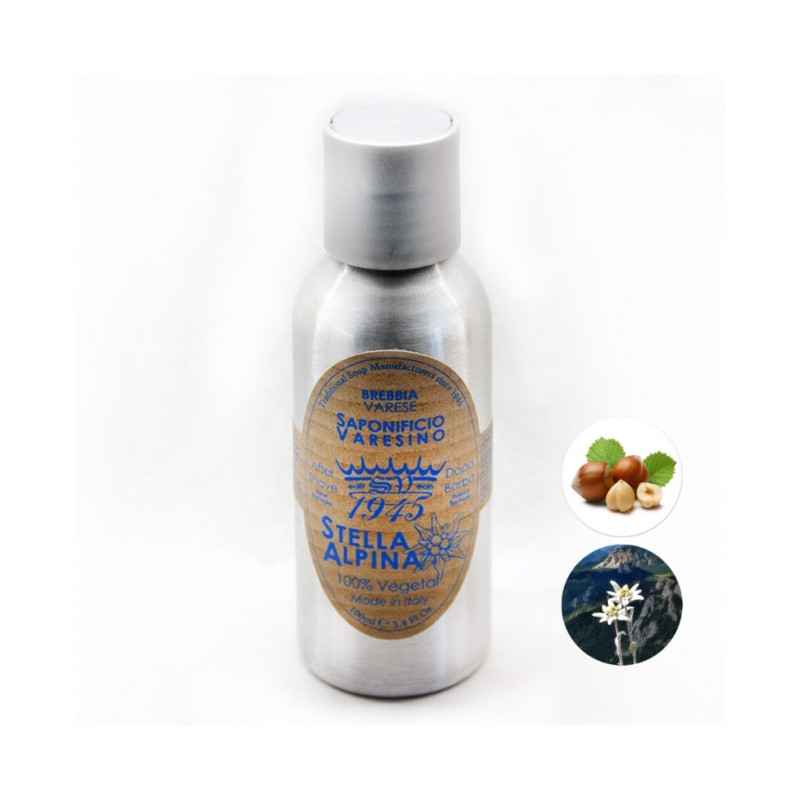 "Lotion After Shave ""Stella Alpina"" 100ml - Saponificio Varesino"