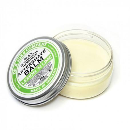 Baume Après Rasage Lemon Lime 70g - Dr K Soap Co